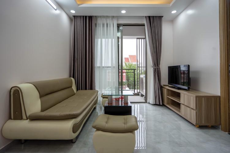 Phòng khách căn hộ Saigon South Residence, Nhà Bè Căn hộ Saigon South Residence view thành phố thoáng mát, yên tĩnh.