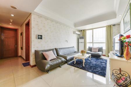 Căn hộ The Manor 3 phòng ngủ tầng cao AE đầy đủ tiện nghi