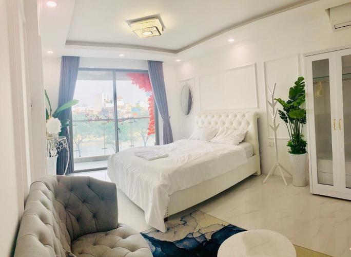 Bán căn hộ Masteri Millennium 1PN, tầng thấp, view Bến Văn Đồn và kênh Bến Nghé