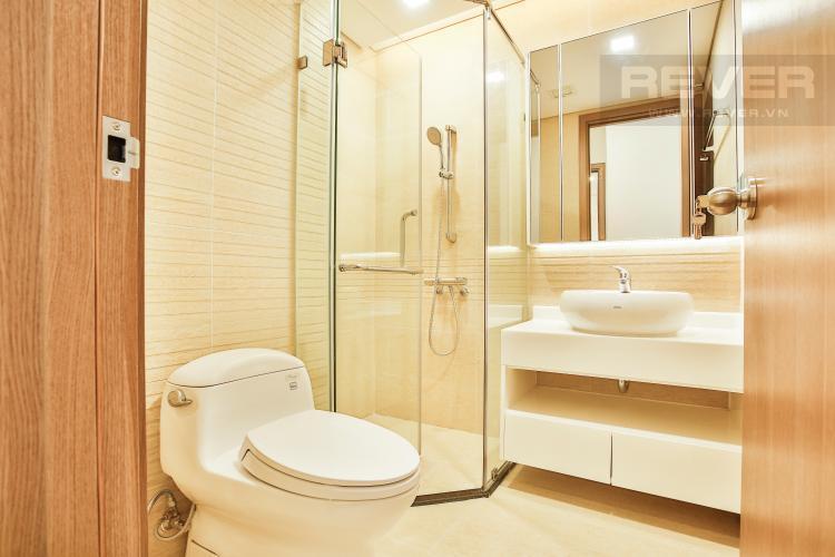 Phòng Tắm 2 Bán căn hộ Vinhomes Central Park 2PN, tầng thấp, tháp Park 5, nội thất cơ bản, view công viên