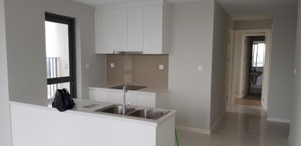 Cho thuê căn hộ Masteri An Phú 2PN, tháp B, nội thất cơ bản, view sông và Xa lộ Hà Nội
