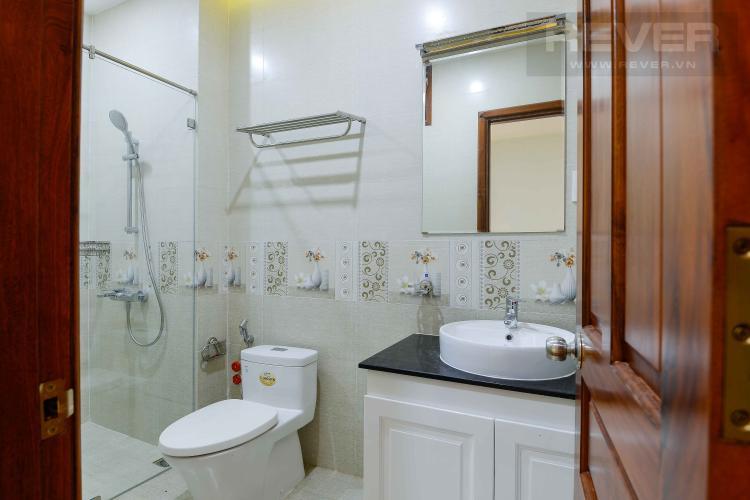 Toilet 1 Cho thuê nhà phố biệt lập trong Khu dân cư Mega Residence, đầy đủ nội thất