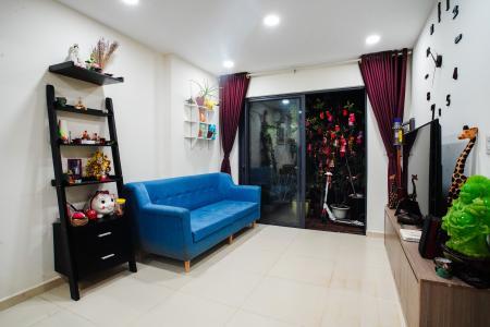 Bán căn hộ M-One Nam Sài Gòn 2PN, tầng thấp, diện tích 65m2, đầy đủ nội thất