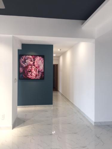 phòng khách Cho thuê căn hộ Saigon South Residence tầng thấp, diện tích 100.35m, chưa có nội thất
