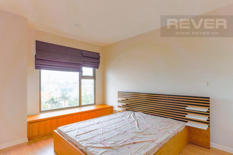 Phòng Ngủ 1 Căn hộ An gia Skyline 2 phòng ngủ tầng thấp nội thất đầy đủ