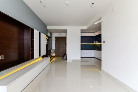 Bán hoặc cho thuê căn hộ Saigon Royal 2PN, tháp A, đầy đủ nội thất, view kênh Bến Nghé và Bitexco