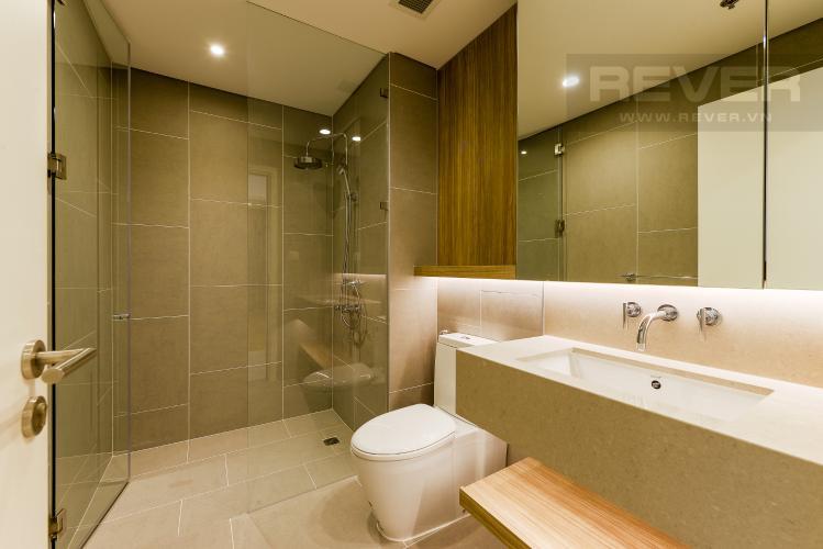 Phòng tắm 2 Căn hộ City Garden tầng cao, 2PN đầy đủ nội thất, view đẹp