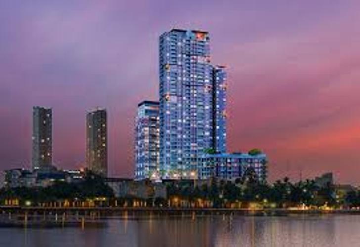 dự án Gateway Thảo Điền Căn hộ Gateway Thảo Điền đầy đủ nội thất, view nội khu.