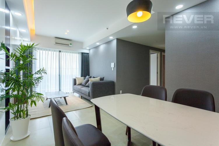 Tổng Quan Căn hộ Masteri Thảo Điền 3 phòng ngủ tầng cao T4 view sông