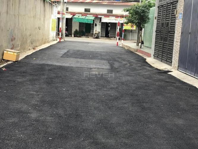 Đường nhà phố Tân Phú Nhà phố mặt tiền diện tích đất 46.2m2, vị trí thuận tiện kinh doanh.