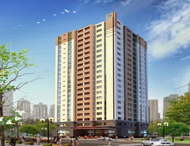 Saigonland Apartment, Bình Thạnh Căn hộ Saigonland Apartment tầng trung, đầy đủ nội thất.