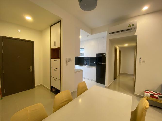 Bán căn hộ The Sun Avenue đầy đủ nội thất, view thành phố thoáng mát.