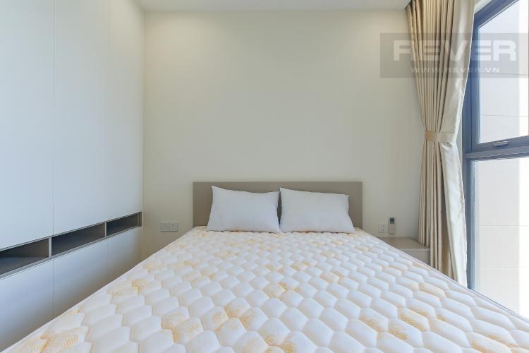 Phòng Ngủ 1 Căn hộ Masteri Millennium tầng cao, view sông, 2PN nội thấy đầy đủ