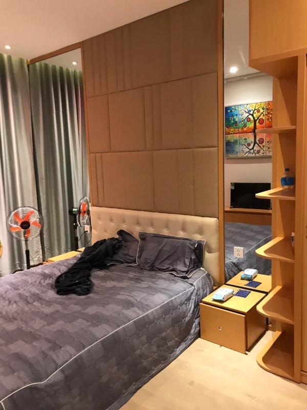 Phòng ngủ Cho thuê căn hộ Diamond Island - Đảo Kim Cương 2PN, tháp Bora Bora, đầy đủ nội thất, hướng Đông