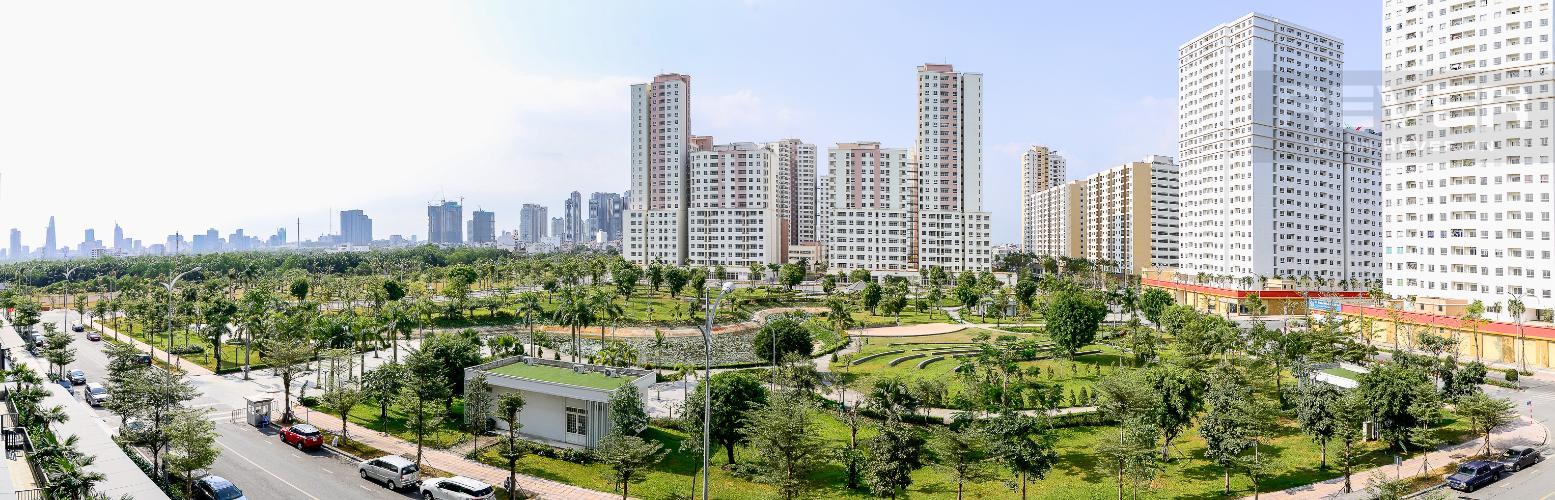 View Cho thuê căn hộ New City Thủ Thiêm view công viên, đầy đủ nội thất, 2PN 2WC
