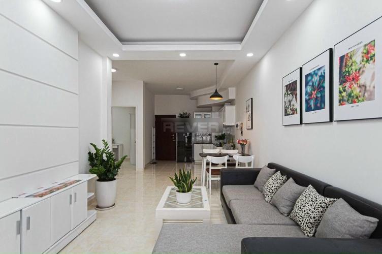 Căn hộ Sky Garden tầng 05 đầy đủ nội thất sang trọng, hiện đại