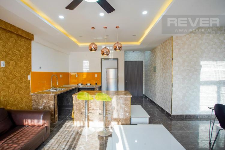 Bếp căn hộ Saigon South Residence Cho thuê căn hộ Saigon South Residence 3PN, diện tích 100m2, đầy đủ nội thất, view nội khu yên tĩnh