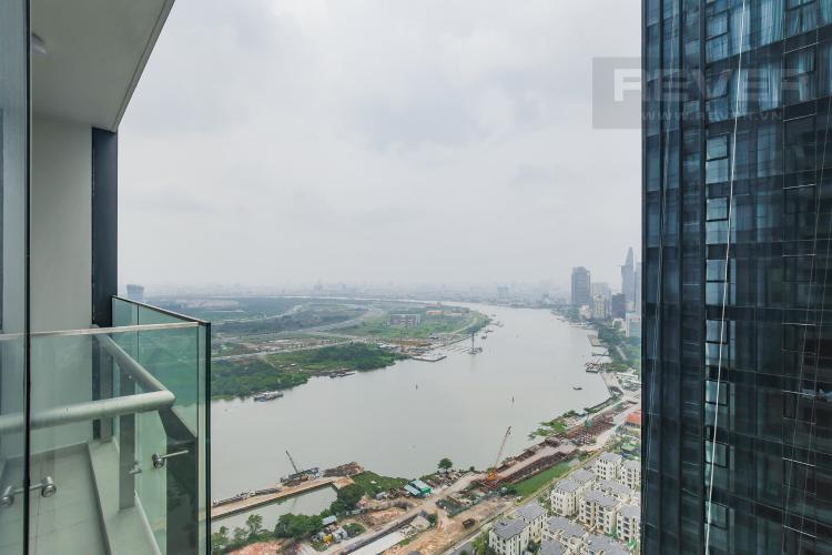 View Bán căn hộ Officetel Vinhomes Golden River 1PN, đầy đủ nội thất, view sông Sài Gòn