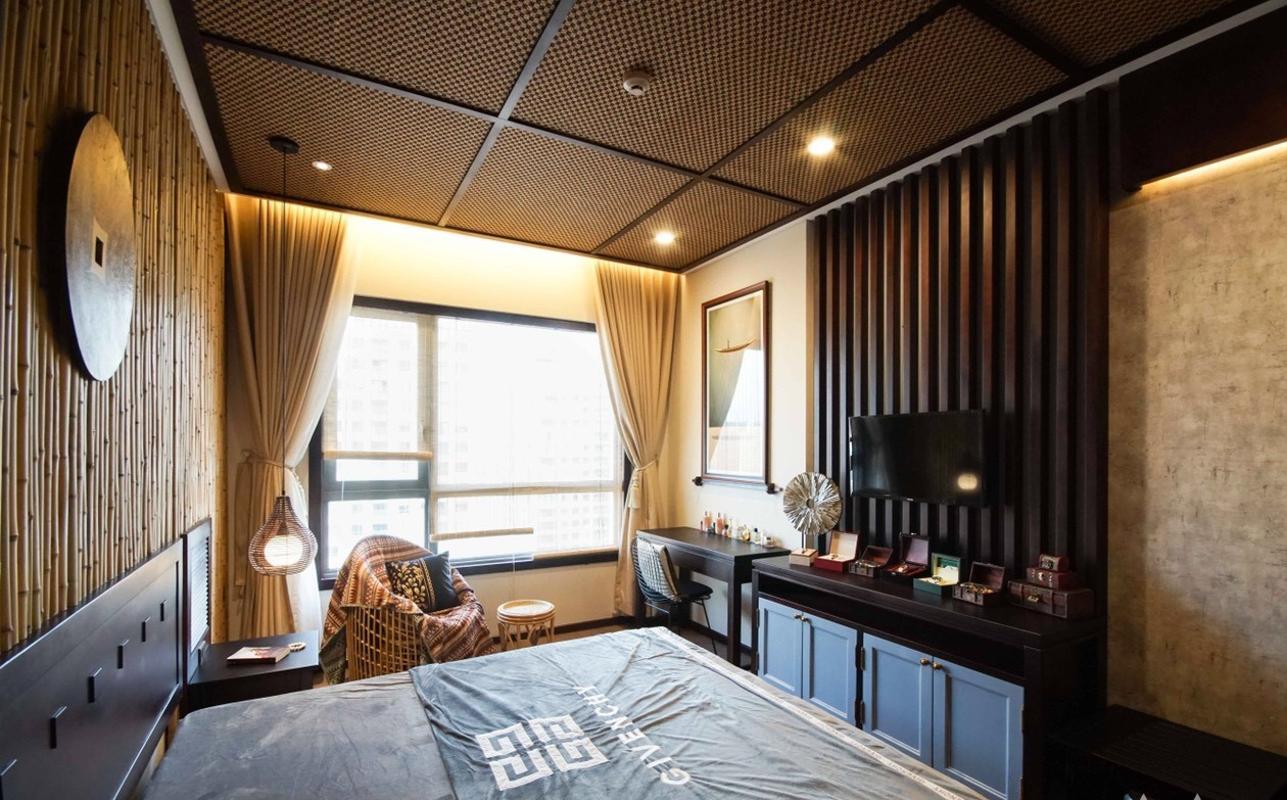 BA2205 (20) Bán căn hộ Diamond Island - Đảo Kim Cương 2PN, tháp Bahamas, đầy đủ nội thất sang trọng, view hồ bơi