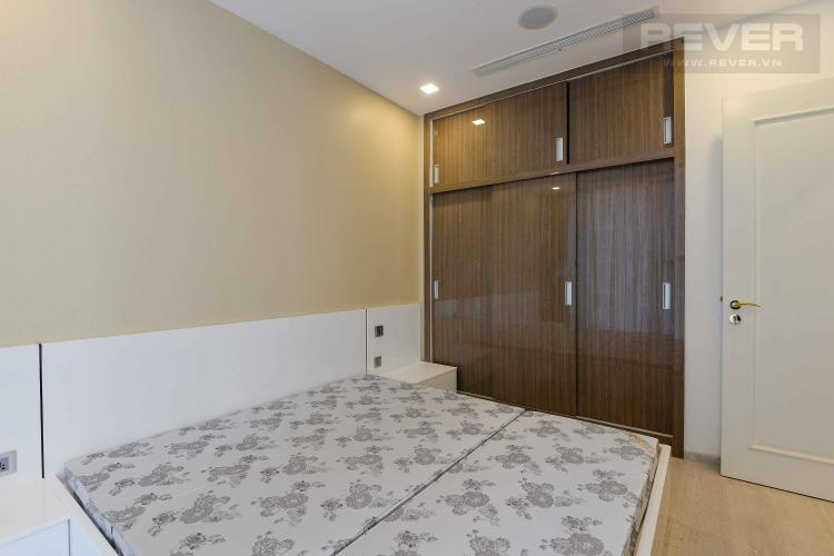 Phòng Ngủ Bán căn hộ Vinhomes Golden River 1PN, đầy đủ nội thất, view trực diện sông Sài Gòn