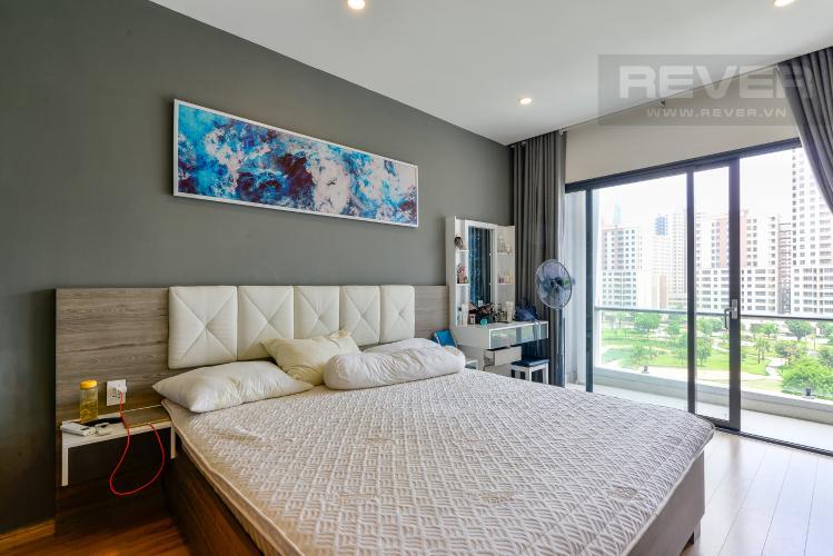 Phòng Ngủ 2 Bán căn hộ New City Thủ Thiêm 3PN, tháp Babylon, đầy đủ nội thất, view công viên xanh mát