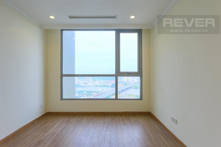 Phòng Ngủ 1 Căn hộ Vinhomes Central Park 2 phòng ngủ tầng cao L3 view sông