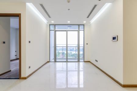 Căn hộ  Vinhomes Central Park 3 phòng ngủ tầng thấp P7 view nội khu