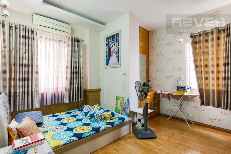 Phòng Ngủ 1 Chung Cư Khánh Hội hướng Đông Nam, 2 phòng ngủ nội thất đầy đủ