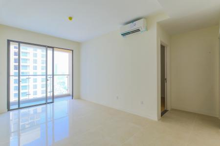 Cho thuê căn hộ Masteri Millennium tầng cao 2PN view sông có ban công