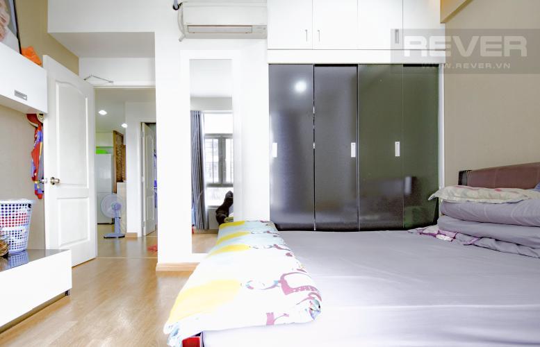 Phòng Ngủ 1 Căn hộ The ParcSpring 3 phòng ngủ tầng thấp block C full nội thất
