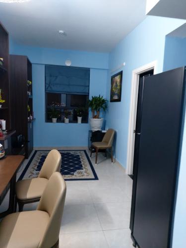 Phòng khách căn hộ chung cư LDG Sky, Dĩ An Căn hộ chung cư LDG Sky ban công Đông Nam, view thành phố tuyệt đẹp.