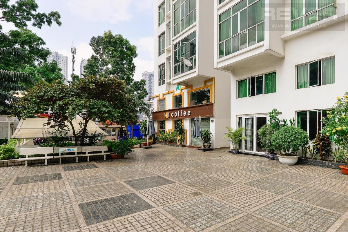 Khuông viên chung Bán shophouse Hoàng Anh Gia Lai 1, diện tích sàn 127m2, nội thất cao cấp, đã có sổ hồng
