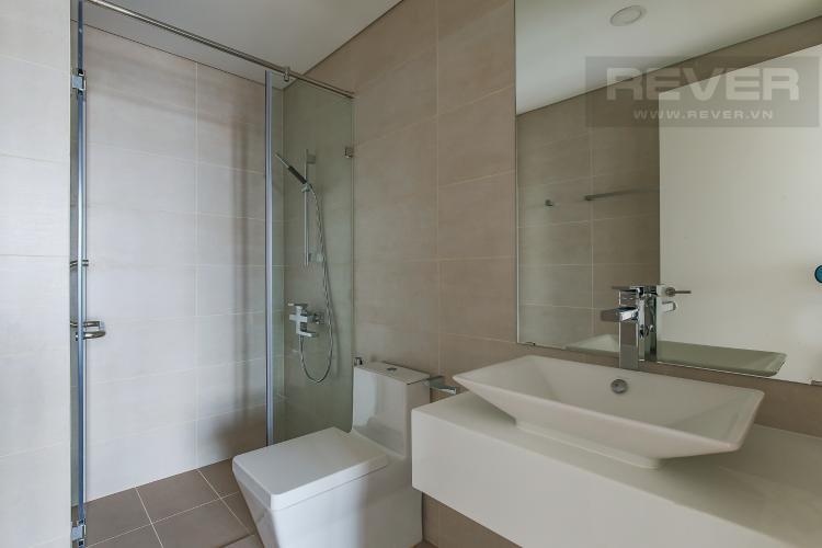 Phòng Tắm 1 Căn hộ Masteri Millennium tầng cao, 2PN, đầy đủ nội thất
