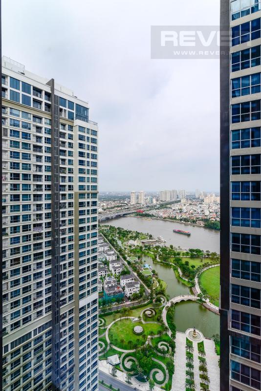 c0285f727efd98a3c1ec Cho thuê căn hộ Vinhomes Central Park 2PN, tháp Park 6, đầy đủ nội thất, view mé sông