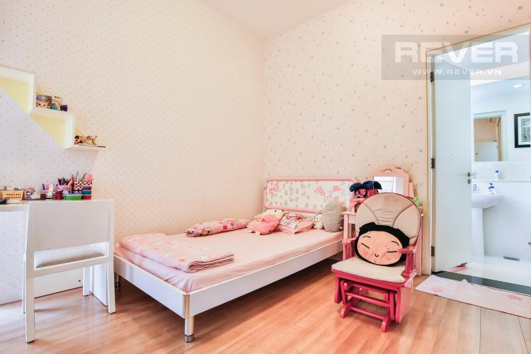 Phòng Ngủ 1 Căn hộ The Estella Residence 3 phòng ngủ, tầng cao T1, nội thất đầy đủ