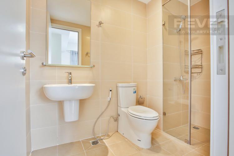Toilet Căn hộ Masteri Thảo Điền tầng thấp T5 đầy đủ nội thất, mới 100%