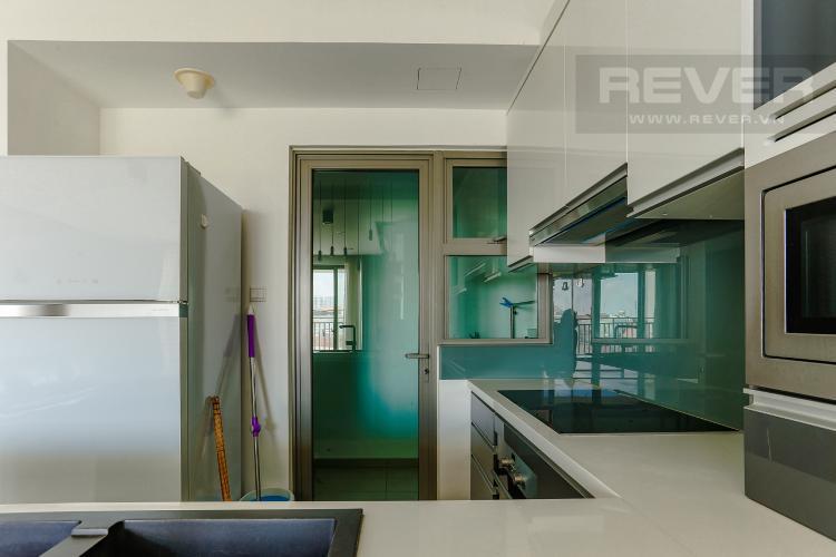 Phòng Bếp Căn hộ The View Riviera Point tầng thấp, 96m2, 2 phòng ngủ, full nội thất