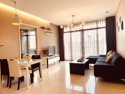 Cho thuê căn hộ City Garden 1PN, diện tích 70m2, đầy đủ nội thất