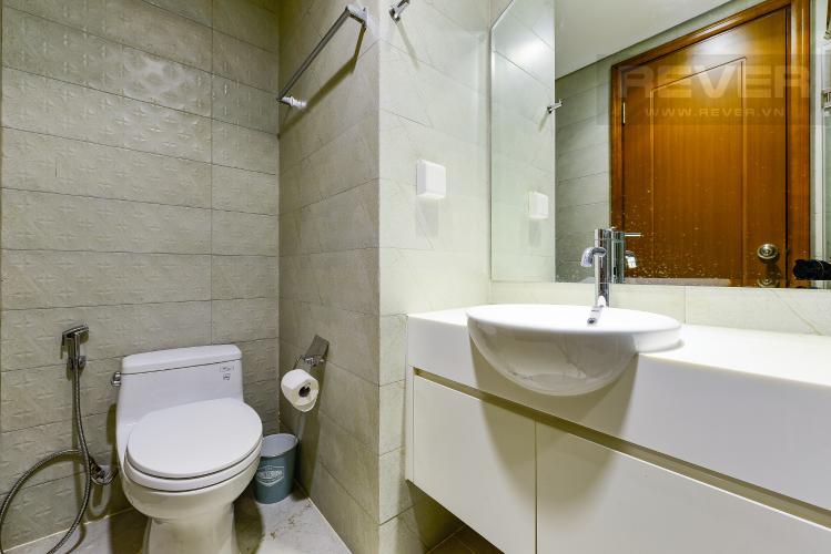Phòng tắm 1 Căn hộ Vinhomes Central Park 3 phòng ngủ tầng cao L1 nội thất đầy đủ