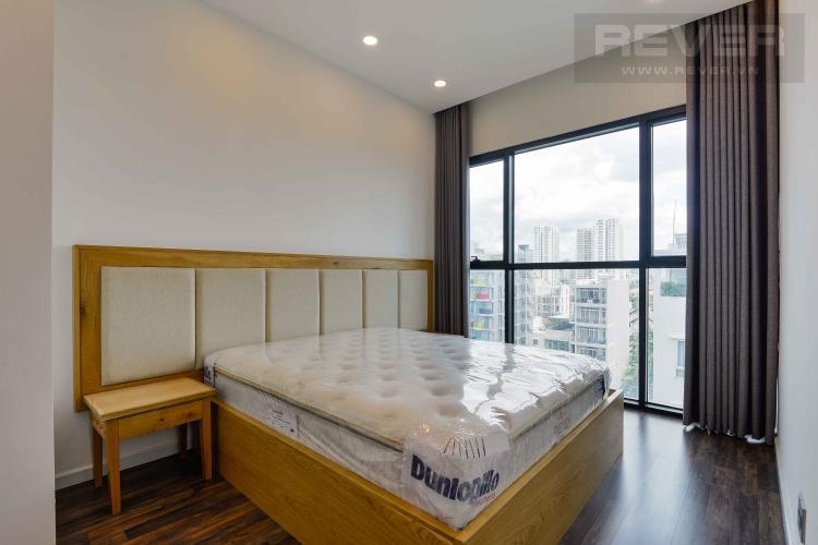 Phòng Ngủ 2 Bán căn hộ The Ascent tầng thấp, đầy đủ nội thất, hướng Tây Nam vượng khí, view Landmark 81