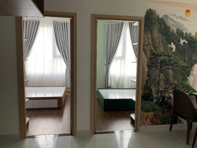 Phòng ngủ Jamila Khang Điền, Quận 9 Căn hộ Jamila Khang Điền tầng thấp, view thành phố thoáng mát.
