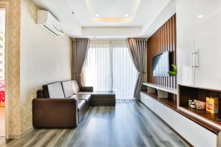 Căn hộ Masteri Thảo Điền 2 phòng ngủ tầng trung T5 nội thất đầy đủ