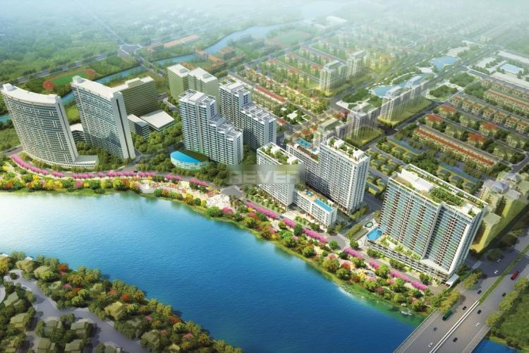 Phú Mỹ Hưng Midtown Căn hộ Phú Mỹ Hưng Midtown đầy đủ nội thất, view nội khu mát mẻ.