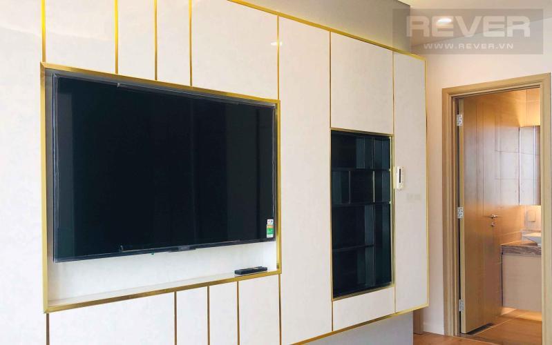Phòng Khách Cho thuê căn hộ Sarina Condominium 3PN, tầng thấp, diện tích 143m2, đầy đủ nội thất