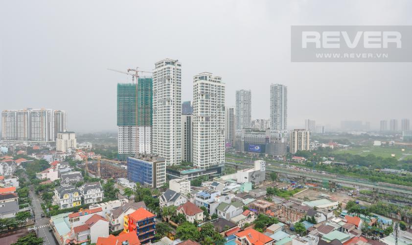 View 1 Bán căn hộ The Nassim Thảo Điền tầng cao, 1PN, view đẹp