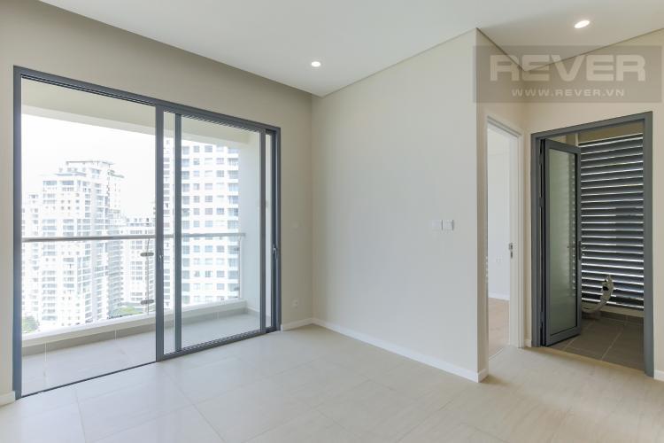 Phòng Khách Bán căn hộ Diamond Island - Đảo Kim Cương 1PN, tháp Canary, view nội khu và sông Sài Gòn mát mẻ