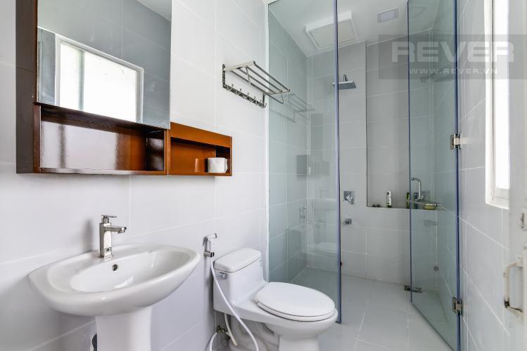 Phòng Tắm Nhà phố đường Võ Văn Tần, Quận 3, 2 phòng ngủ, hướng nhà Đông Bắc, view đẹp