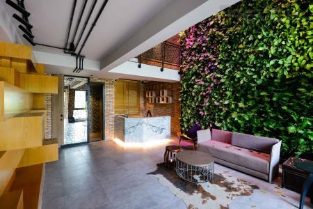 Bán shophouse D2Eight 3 phòng ngủ, tầng 8, diện tích 144m2, đầy đủ nội thất, thiêt kế thông tầng