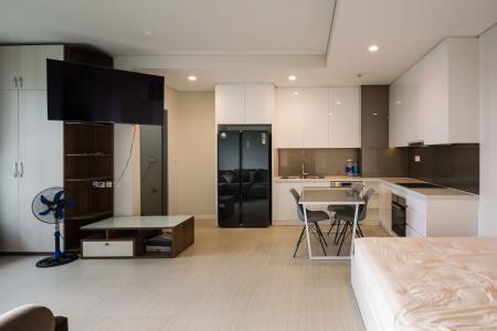 Bán hoặc cho thuê căn hộ Diamond Island - Đảo Kim Cương 3PN, đầy đủ nội thất, view sông và Landmark 81