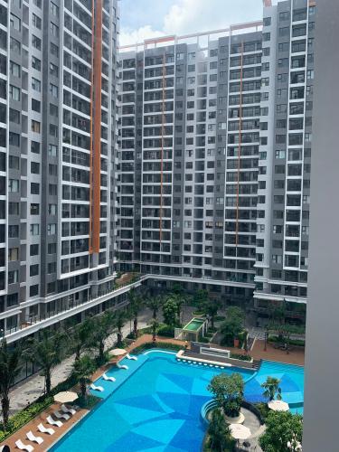 Cho thuê căn hộ Safira Khang Điền tầng trung, diện tích 68m2